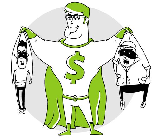 MoneyMan contra el fraude