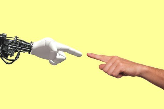 robot singularidad